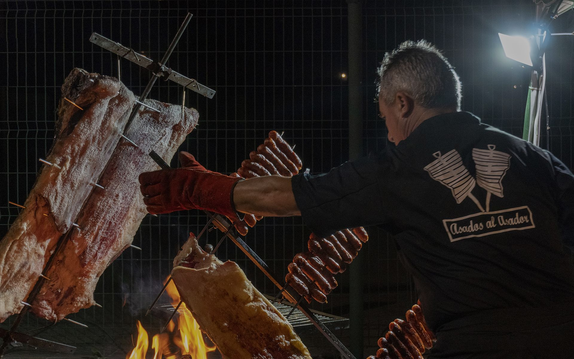 Barbacoa argentina a Domicilio
